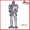 Decorative Medieval Knight Armour for home decoration 4