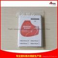 130cmx210cm Emergency mylar thermal blanket