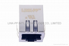 TLA-6T718 RJ45 connector with magnetics conector rj45 for pcba