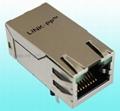 JK0-0114NL Ethernet RJ45 Connector With Transformer