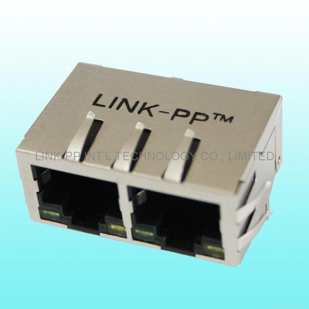 6610005-4 kabel lan rj45 kupplung for switch hub