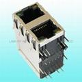 JC0-1015NL conectores rj45 fibra optica for security gateway