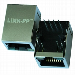 HFJ11-1043E-L12RL Magnetic Connectors Circuit Board