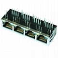 HFJ14-E1G46ER-L11RL Connectors for IP Camera & Cable Gate Way