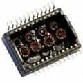 S558-10GB-02 Single Port 10GBASE-T Ethernet Magnetics Transformer Module