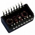 HN16012SG 10/100 Base-T Single Port Transformer