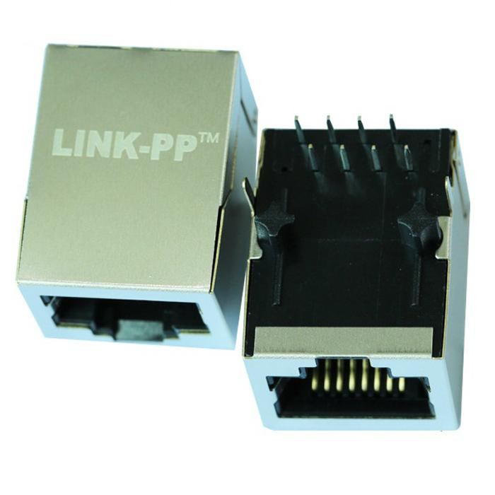 J00-0014NL 10/100 Base-T One Port RJ45 Connector Female With Magnetics