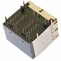 SI-30163-F 10/100 Base-T 4 Port Shielded