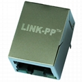 LU1S041CM-43 LF 10/100 Base-tx Integrated Connector Module for Base Stations