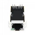 0826-1L1T-57-F   1 Port Power over Ethernet RJ45 Network Jack
