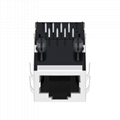HFJT1-1G40RL | Single Port RJ45 Connector with Qualified at PHY Supplier