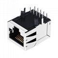 RJP-003TC1 Single Port RJ45 Ethernet Jack RJ 45 Connector