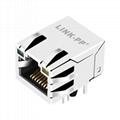 5-6605752-1 10/100 Base-T Ethernet RJ45 Plug Modular Jack