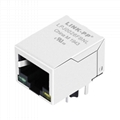 HY911103A 10/100 BASE-T 1 Port RJ45 Jack Module With Low Price