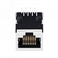 LU1S041C LF 10/100 Base-T 1 Port RJ45 Connector without POE