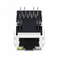 100% Cross SI-51011-F   8P8C Ethernet RJ45 Female Connector