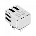RDA-1D5B8K1A / RB1-1D5B8K1A 1 Port 8P8C RJ45 Network Jack