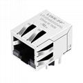 SS-6488-NF-A431 1000 Base-T Ethernet plugs rj45 jack cat6 RJ45 female Connectors