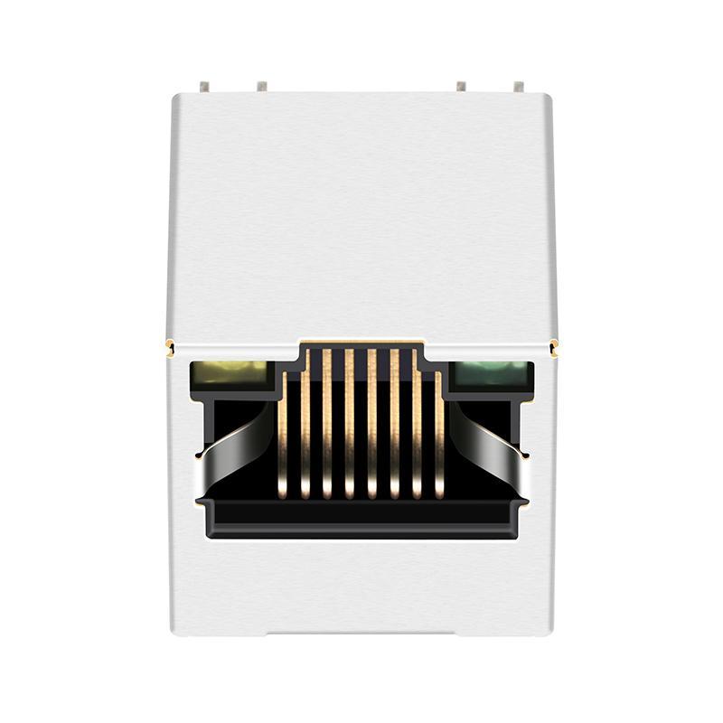 XRJV-11-01-8-8-1-MD12 XMV-9813-8812-S0L2T1-B RJ-45 Vertical RG45 RJ45 Connector