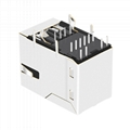 08211X1T36-F RJ45 connector lan cable bnc connector for Wireless Router