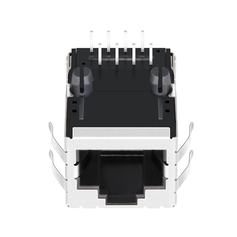 6605818-1 10/100 Base-t 1X1 Port RJ45 Jack Module 2