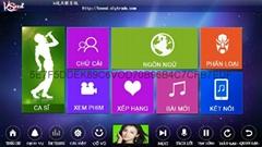 KTV Vietnamese version VOD system