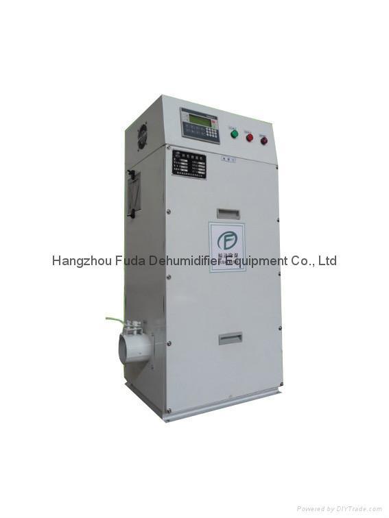 Desiccant Rotor Dehumidifier 1