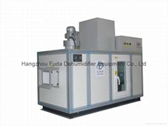 Industrial Air Dehumidifier