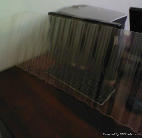 Fiberglass corrugated sheet for greenhouse 3
