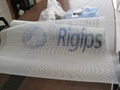 Fiberglass mesh fabric with Logo printing 3
