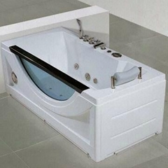 Luxury Automatic Acrylic Massage Bathtub in Constant Temperature