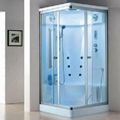 Luxury Glass Steam Shower Sauna Room