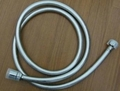 PVC Reinforced Silver Shiny Shower Hose