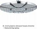 8 Inches Rain Overhead Shower Head ABS