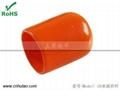圆形末端塑料保护帽