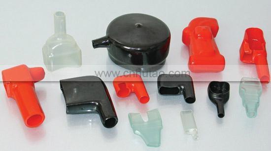 供应锂电池正负极盖帽,正负极绝缘盖帽,电瓶正负极保护帽 4