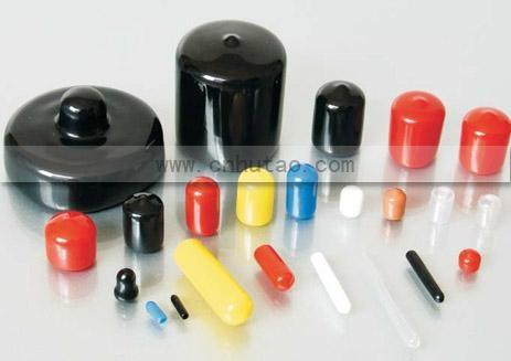 Soft Pvc Square End Caps Rhi China Manufacturer