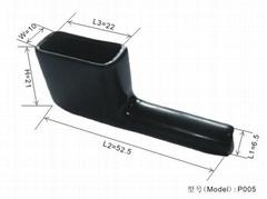 (ROHS )PVC Car terminal cap /Auto Terminal Cover/ Motor Terminal Cap