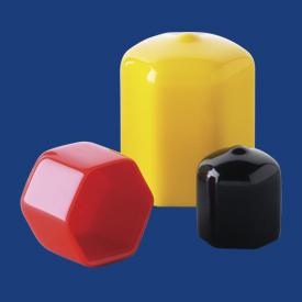 Soft PVC END CAPS 2
