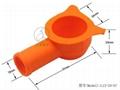 硅橡胶电瓶线缆保护盖