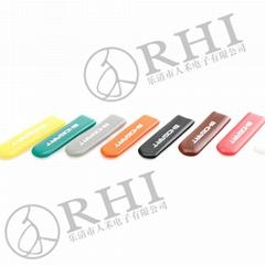 定製各種顏色 款式PVC浸塑保護套,手柄保護套