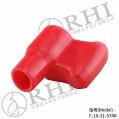 Battery terminal cover , PVC Plastic Terminal Protectors