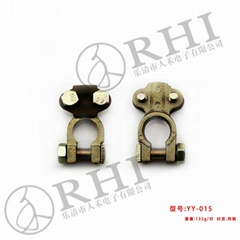 Brass Coted Battery Terminal