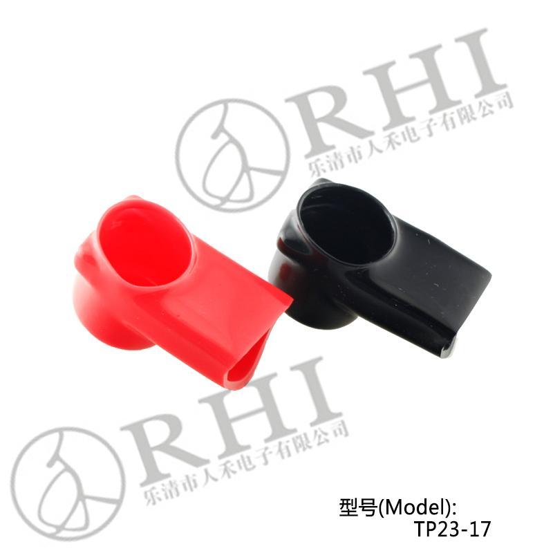 蓄电池连接铜排保护套,蓄电池连接片绝缘保护套 1