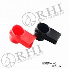 蓄电池连接铜排保护套,蓄电池连接片绝缘保护套