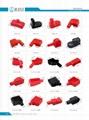 人禾電子PVC護套 摩托車 汽車電瓶夾絕緣護套 7