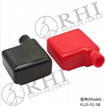 RHI FL15-51-58RR   Vinyl battery Insulated terminal Protector