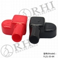 RHI ROHS REACH  terminal insulated cover soft plastic  protectors