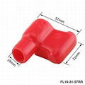 RHI electrical car battery terminal caps soft plastic protectors