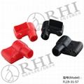 RHI electrical car battery terminal caps soft plastic protectors